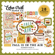 Fall is in the Air Element Pack 1