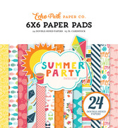 Summer Party 6x6 Paper Pad