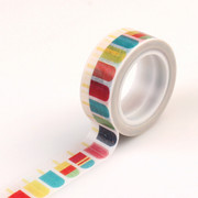 Summer Party Decorative Tape - Popsicles
