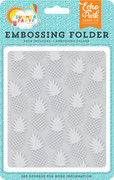 Summer Party Embossing Folders - Pineapple