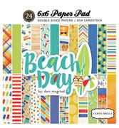 Beach Day 6x6 Paper Pad