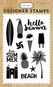 Summer Fun 4x6 Stamp