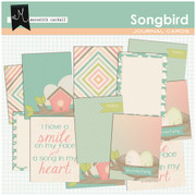 Song Bird Cards
