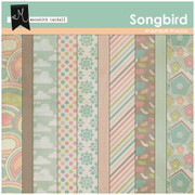 Song Bird Paper Pack