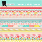 Dream A Little Dream Paper Pack