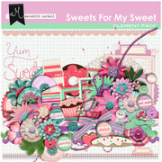 Sweets For My Sweet Element Pack