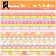 Sunshine & Smiles Paper Pack