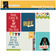 Friends Furever Journal Card Pack