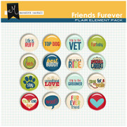 Friends Furever Flair Element Pack