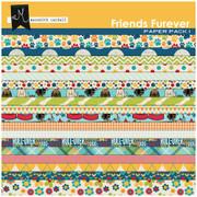 Friends Furever Paper Pack