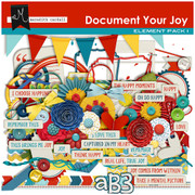 Document Your Joy Element Pack 1