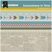 Somewhere In Time Paper Pack