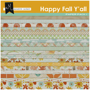 Happy Fall Y'all Paper Pack 1