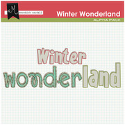 Winter Wonderland Alpha Pack
