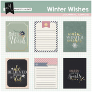 Winter Wishes Journal Cards