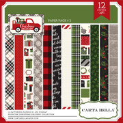 Christmas Delivery Paper Pack #2