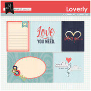 Loverly Journal Cards