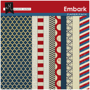 Embark Paper Pack