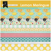 Lemon Meringue Paper Pack