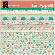 Bon Appetit Paper Pack