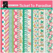 Ticket to Paradise Paper Pack