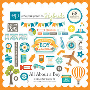 All About a Boy Element Pack #1