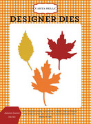 Autumn Leaves Die Set