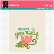 I Am Printable