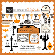 Apothecary Add-On Element Pack