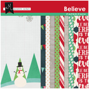 Believe Paper Pack