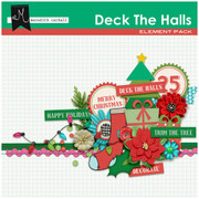 Deck The Halls Element Pack