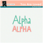 You Are Loved Alpha Pack