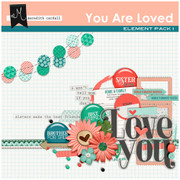 You Are Loved Element Pack