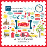 A Perfect Summer Element Pack #1