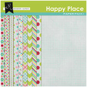 Happy Place Paper Pack