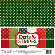 Christmas Gold Foil Collection Kit