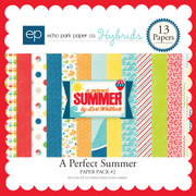 A Perfect Summer Paper Pack #2