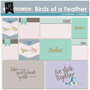 Birds of a Feather Cards