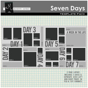 Seven Days Template
