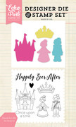 Happily Ever After Die/Stamp Set