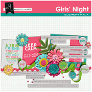 Girls' Night Element Pack