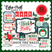 Deck the Halls Element Pack #4
