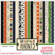Halloween Haunting Paper Pack
