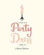 Dress Like It Art Print - 8x10