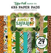 Jungle Safari 6x6 Paper Pad