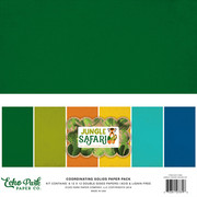 Jungle Safari Solids Kit