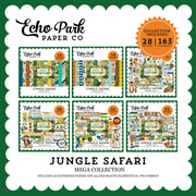 Jungle Safari Mega Collection
