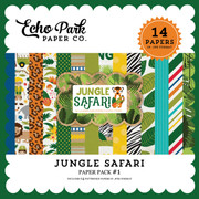 Jungle Safari Paper Pack #1