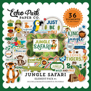 Jungle Safari Element Pack #1