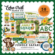 Jungle Safari Element Pack #2